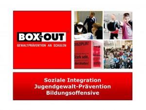Portfolio BOX-OUT